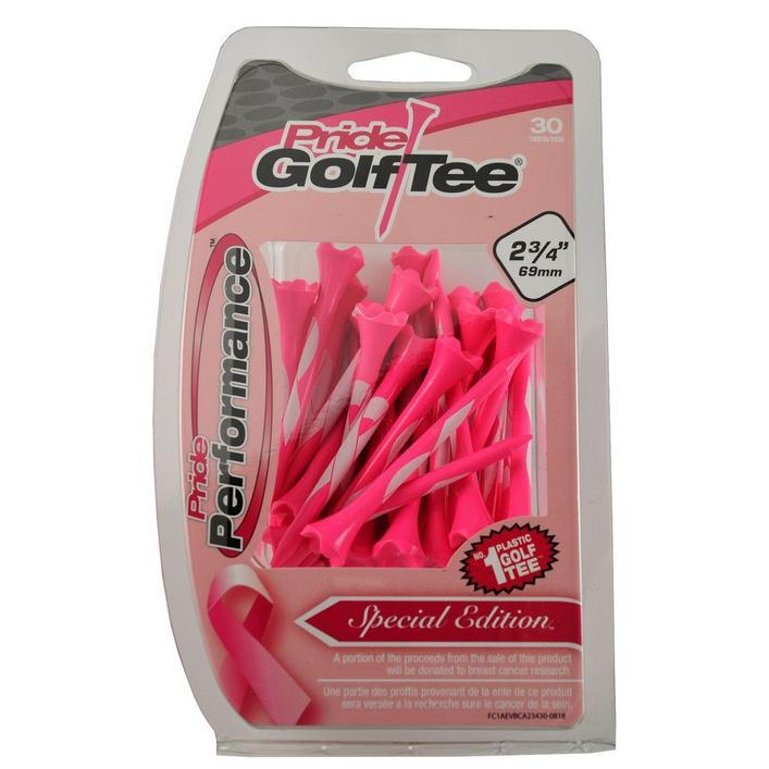 Pride Performance Golf Tees - 2 3/4 Inch