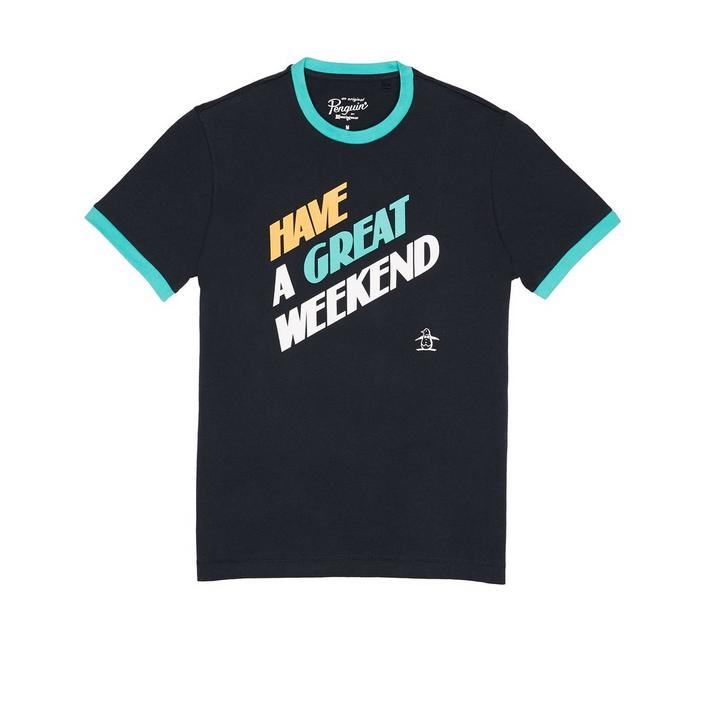 Men's Have a Great Weekend T-shirt