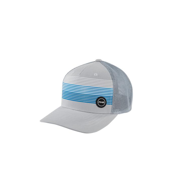 Men's Fitted Sport Mesh Cap