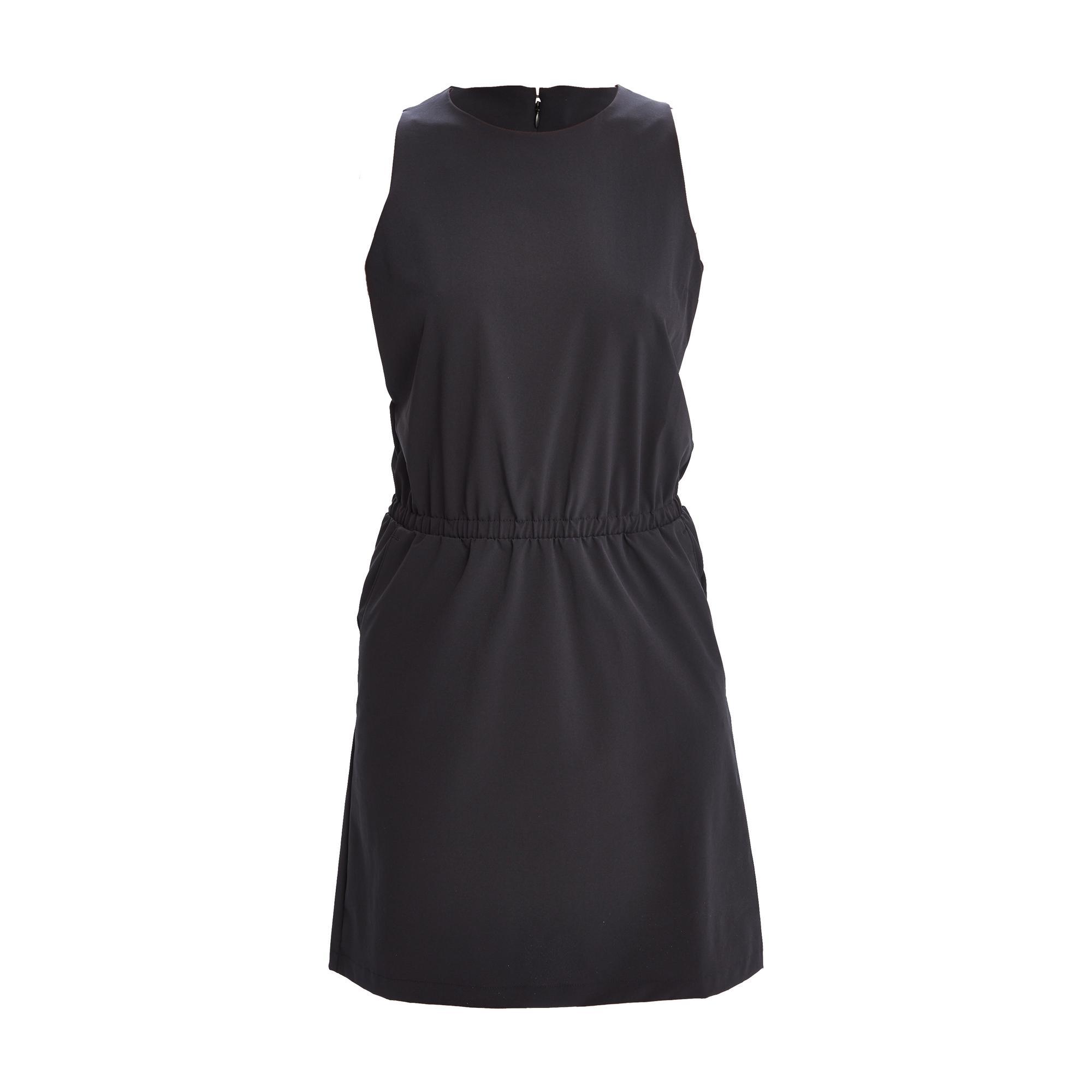 Women's Paisley Sleeveless Dress