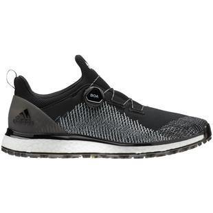 Men's Forgefibre Boa Spikeless Golf Shoe - Black/White