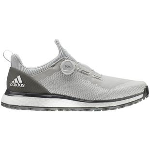 Men's Forgefibre Boa Spikeless Golf Shoe - White/Grey