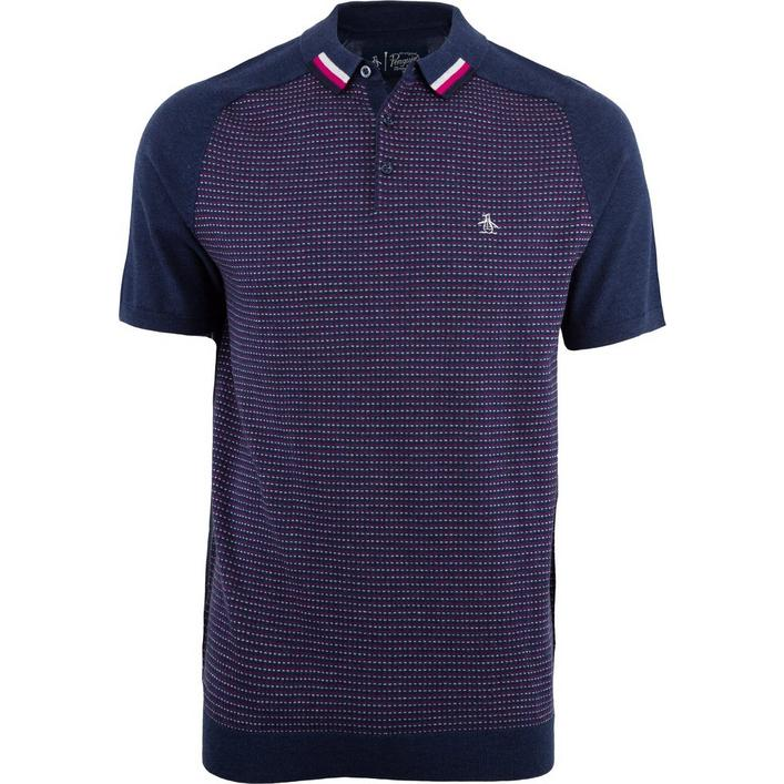 Men's Carillo Knit Short Sleeve Shirt