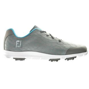 Women's Enjoy Spikeless Golf Shoe - Grey/Turquoise
