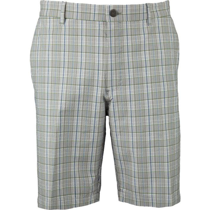 Men's Plaid Party Short