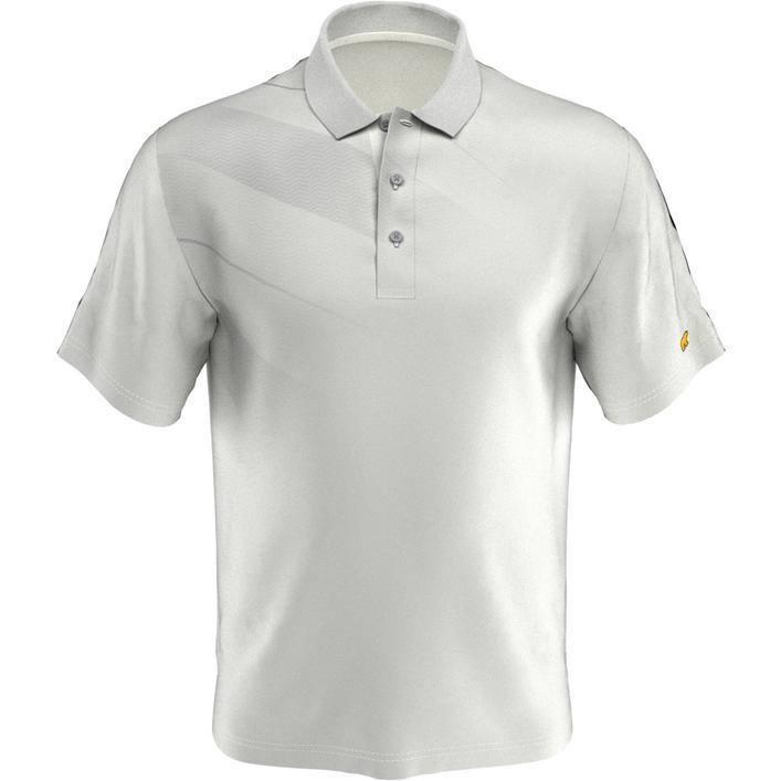 Mens Assymetrical Short Sleeve Shirt