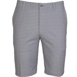 Men's Flat Front Printed Short