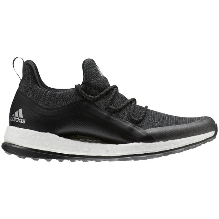 Women's Pure Boost Spikless Golf Shoe - Black