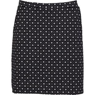 Women's Printed Pull On Knit Skort