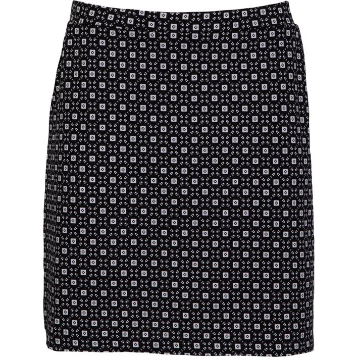 Women's Printed Pull On Knit Skort