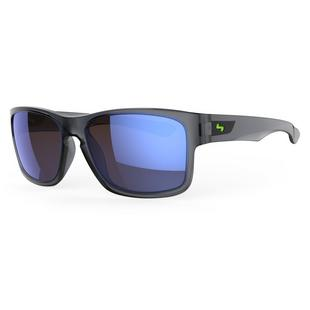 Men's Ellwood 52 Sunglasses with Light Blue Mirror