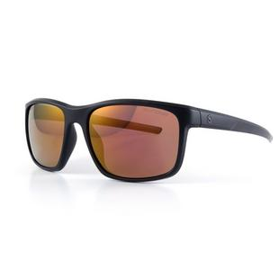 Men's Plazma TrueBlue Sunglasses with Light Red Mirror