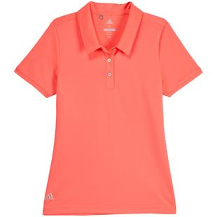 Girl's Solid Short Sleeve Shirt