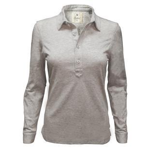 Womens Cotton Jersey Short Sleeve Polo