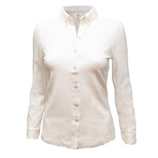 Women's Dry-Tek Cotton Long Sleeve Polo