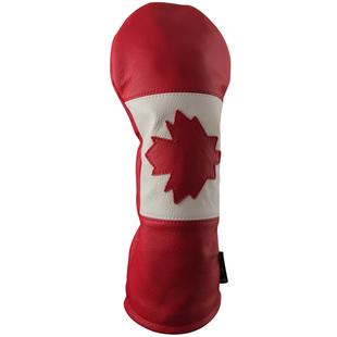 Canada Flag 3 Panel Driver Headcover