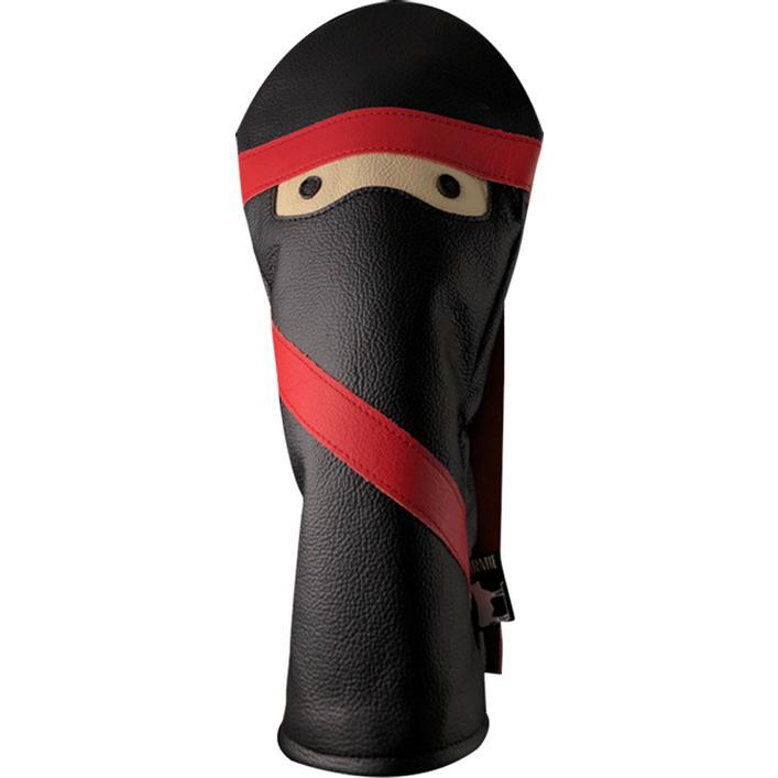 Night Ninja with Sword Driver Headcover
