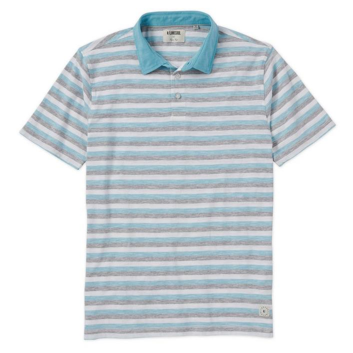 Men's Sun Stripe Short Sleeve Shirt