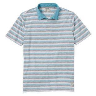 Men's Yard Dye Stripe Short Sleeve Shirt