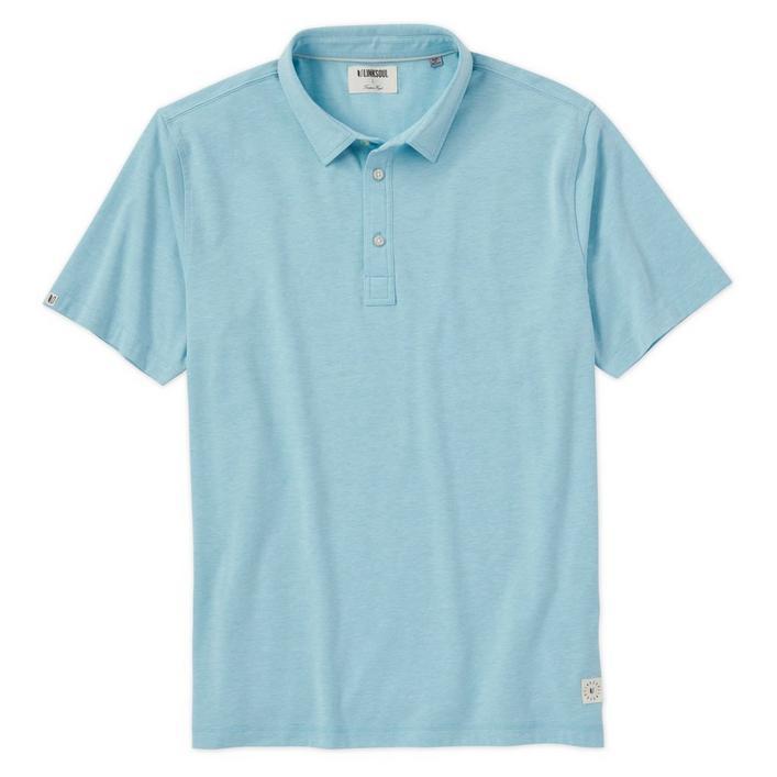 Men's Heather Short Sleeve Shirt