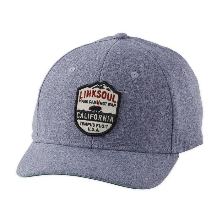 Men's California Shield Patch Cap