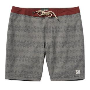 Men's Subtle Printed Boardshort