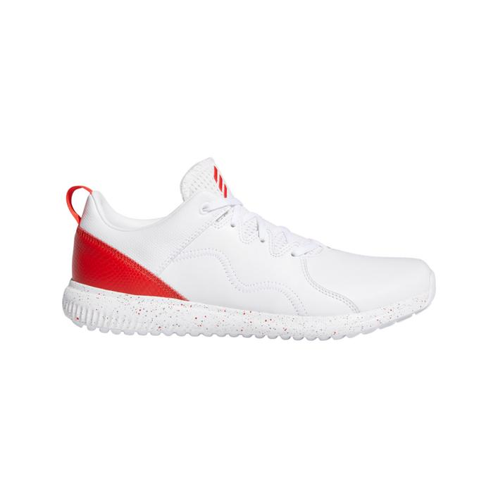 Men's Adicross PPF Canada Edition Spikeless Golf Shoe - White/Red
