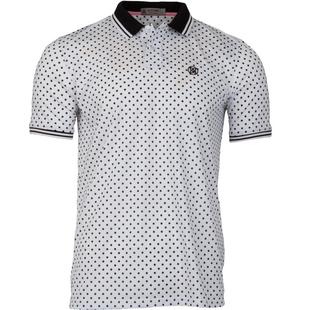 Men's Dot Short Sleeve Shirt