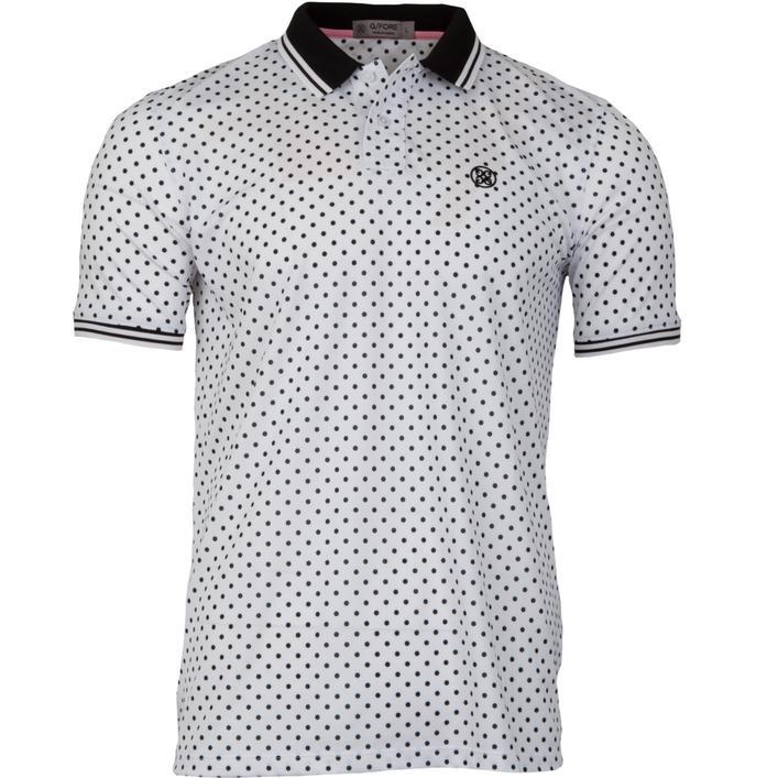 Men's Dot Short Sleeve Shirt