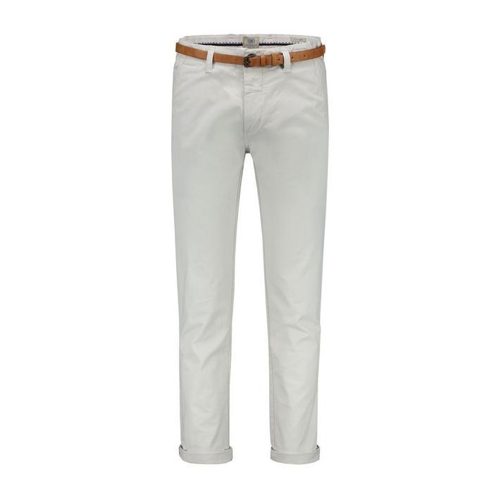 Pantalon Presley Chino avec ceinture pour hommes