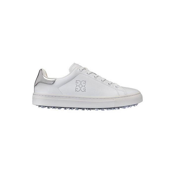 Women's Disruptor Spikeless Golf Shoe - White