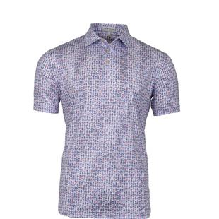 Men's Lil' Friday Cocktails Print Short Sleeve Shirt