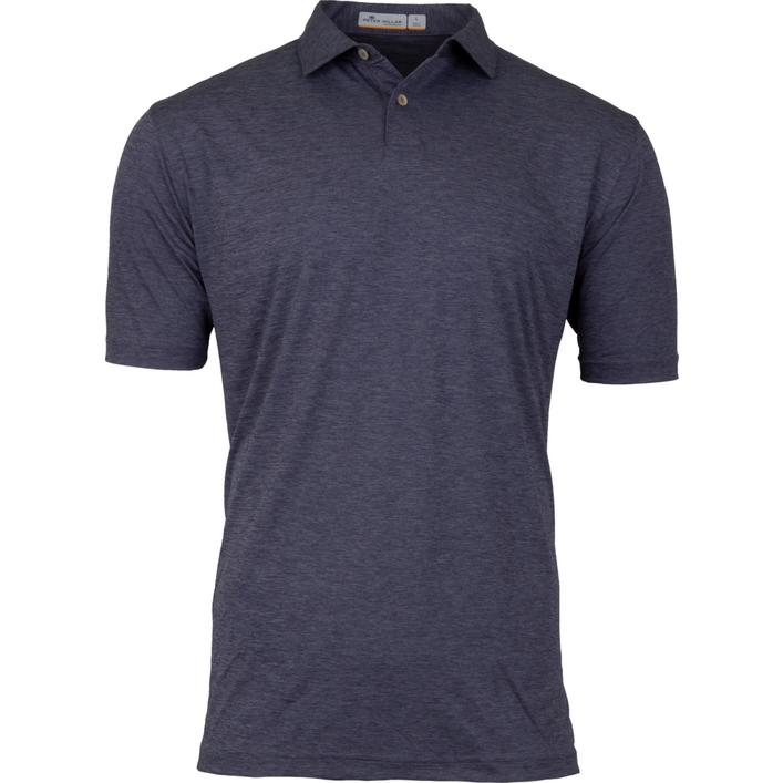 Chemise Featherweight Melange à manches courtes pour hommes