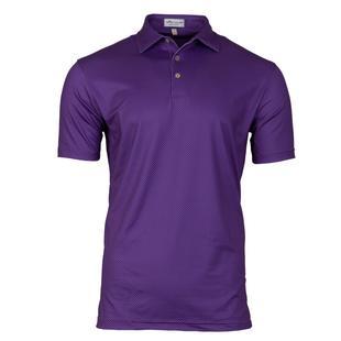 Chemise à imprimé Tazza extensible en jersey à manches courtes pour hommes
