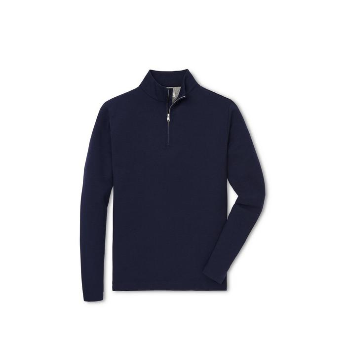 Men's Crown Crafted Ace Modal 1/4 Zip Sweater