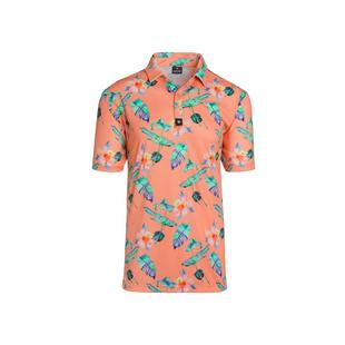 Men's Fresco Short Sleeve Polo