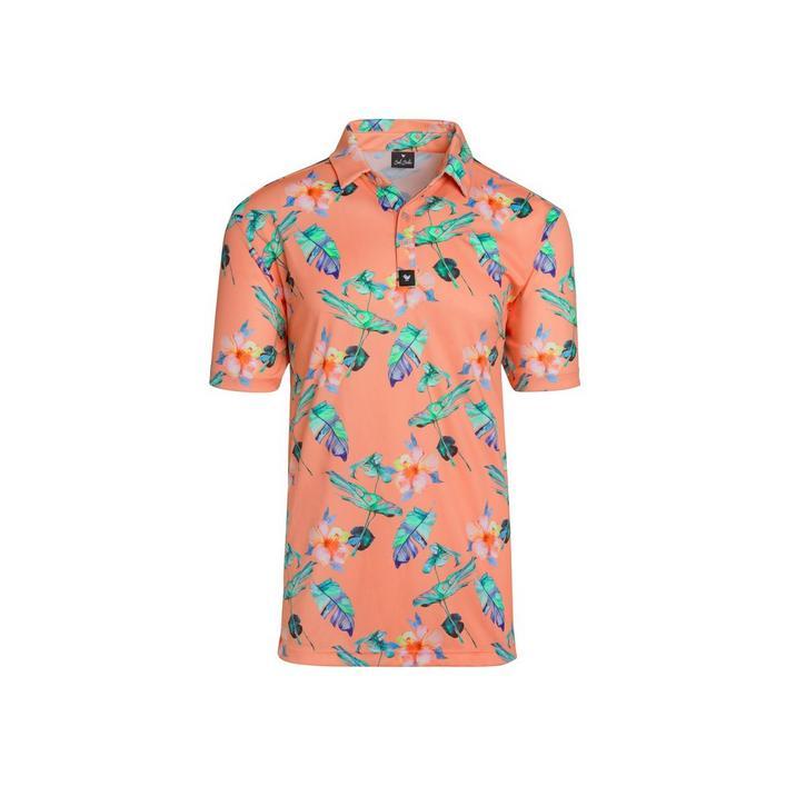 Men's Fresco Short Sleeve Polo
