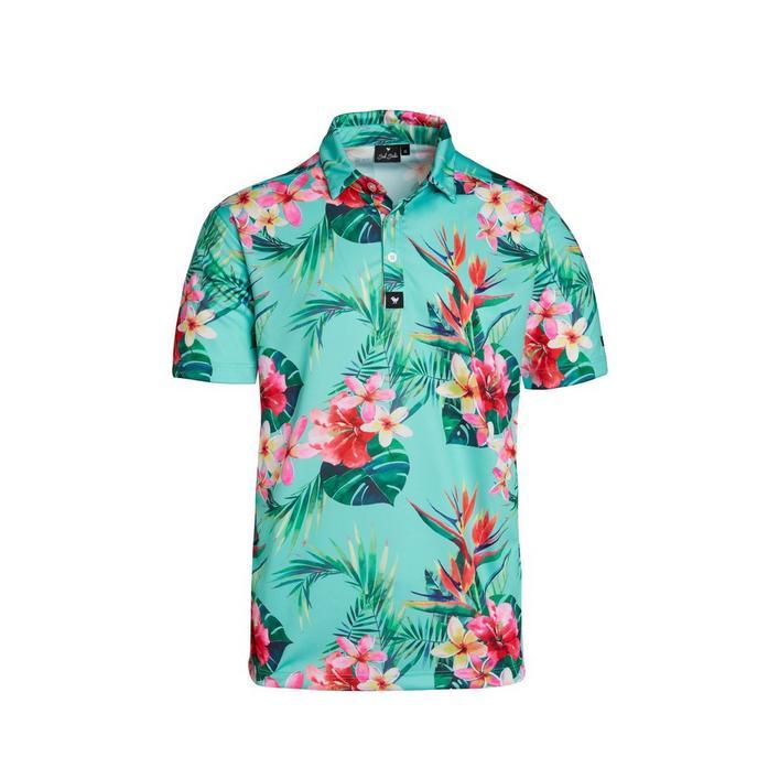 Men's Tropics Short Sleeve Polo
