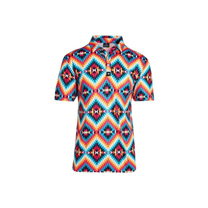 Men's Montezuma Short Sleeve Polo