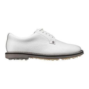 Men's Collection Gallivanter Spikeless Golf Shoe - White/Grey
