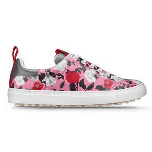 Men's Rose Disruptor Spikeless Golf Shoe - Pink/Multi