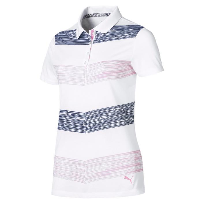 Women's Race Day Short Sleeve Polo