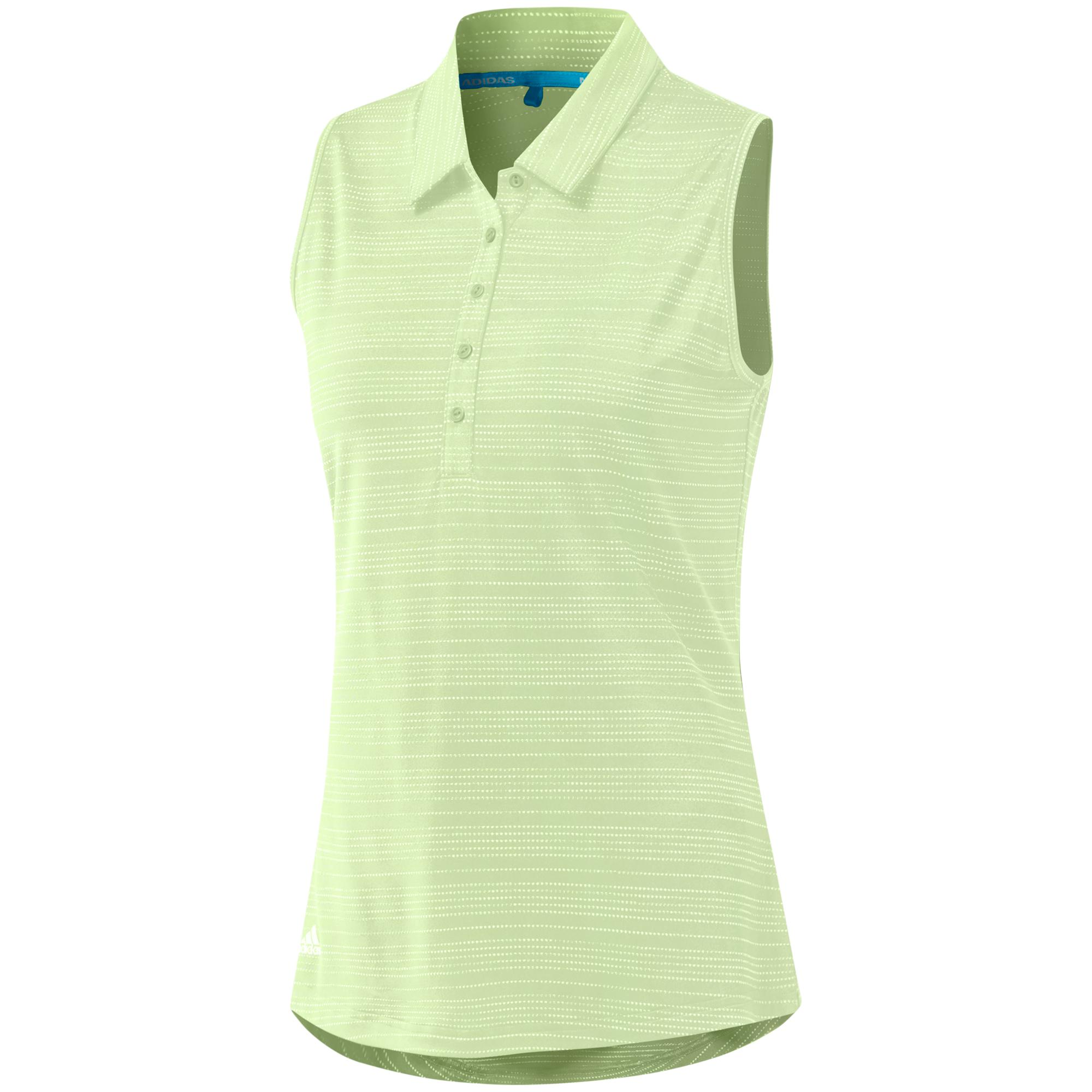 5f7a242f92fda Women's Sport Performance Novelty Sleeveless Polo   ADIDAS   Golf Town  Limited