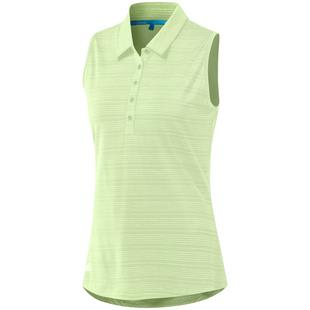 Women's Sport Performance Novelty Sleeveless Polo
