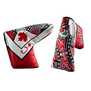 Limited Edition - King of Swag Canada Putter Headcover