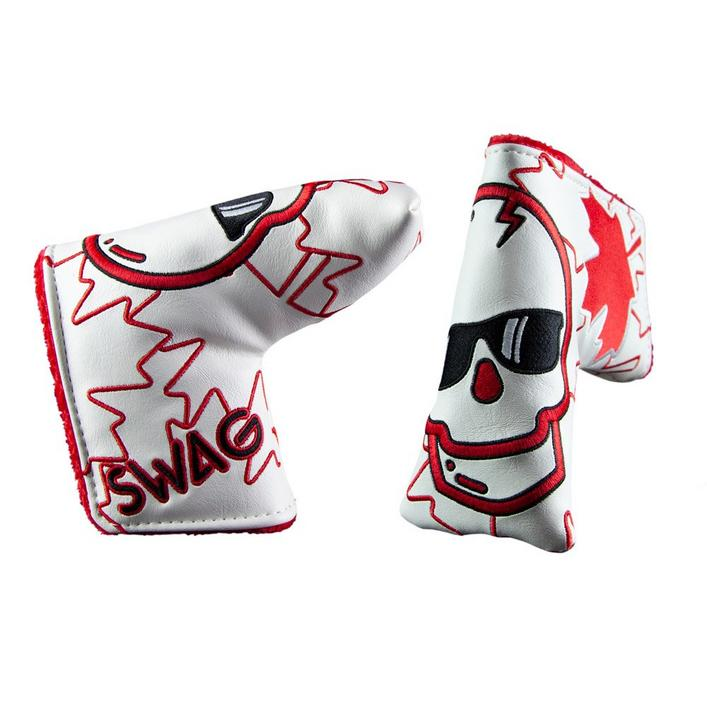 Limited Edition - Skull Canada Putter Headcover