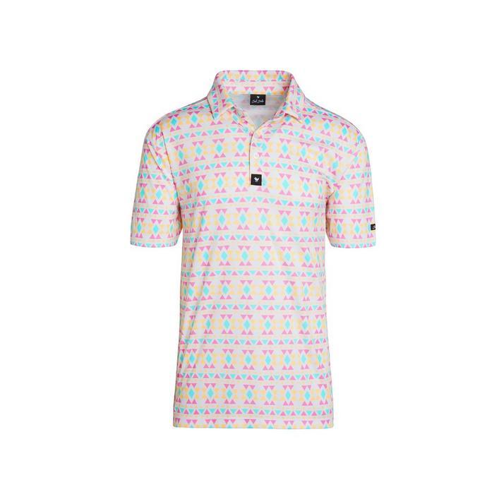 Men's Crispy Clean Short Sleeve Polo