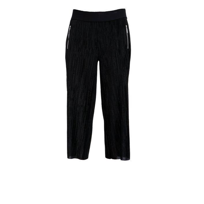 Women's 3/4 Length Wide Leg Crunch Pant