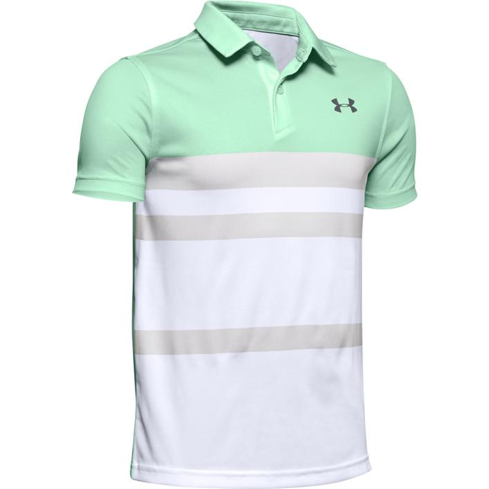 Boy's Vanish Short Sleeve Shirt