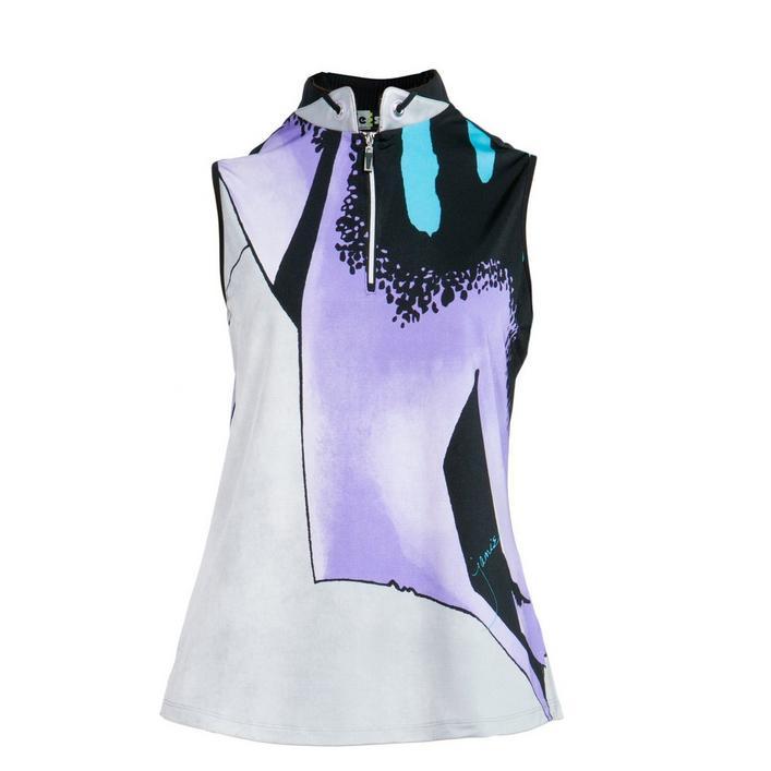 Women's Thunderbird Printed Sleeveless Top